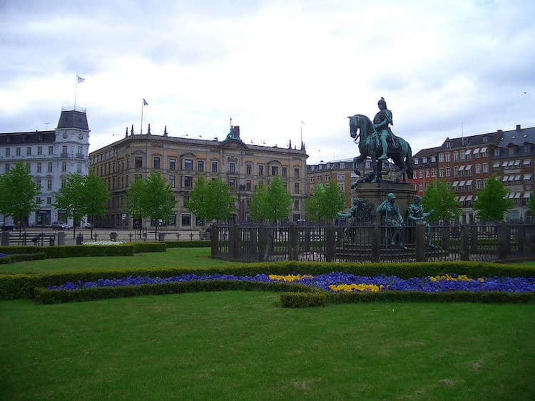 Kongens Nytorv, Copenaghen