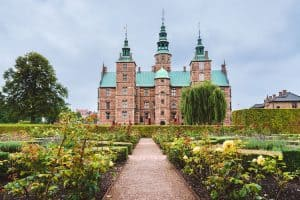 Castello Rosenborg, Copenaghen