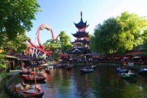 Parco divertimenti Giardini di Tivoli