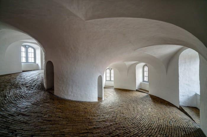Interno Rundetarn, Copenaghen