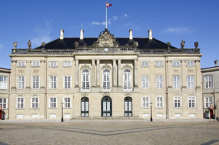 Palazzo Amalienborg
