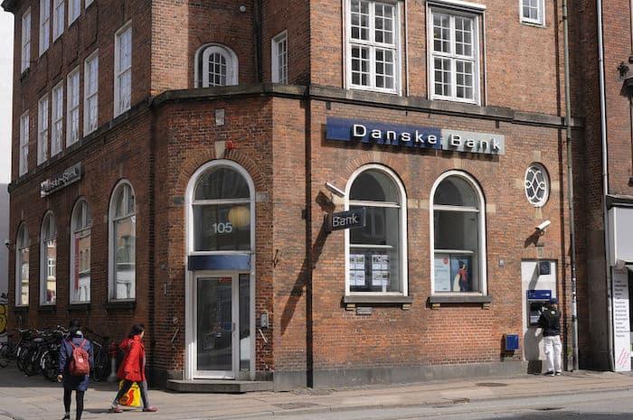 Prelevare contanti sportelli automatici in Danimarca