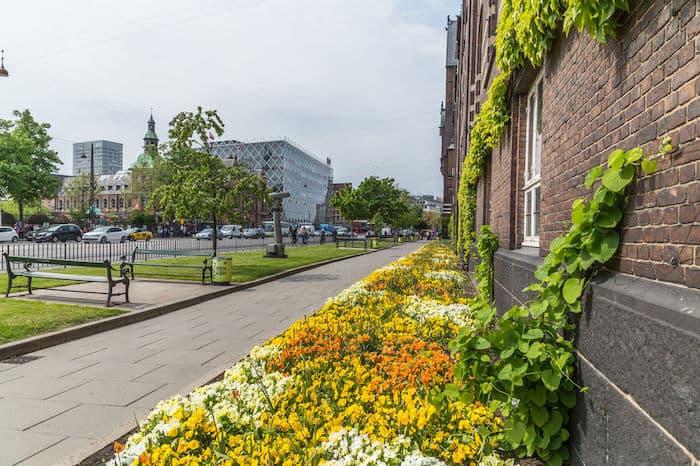 Primavera a Copenaghen