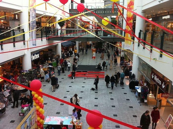 Centro Commerciale Frederiksberg Centret