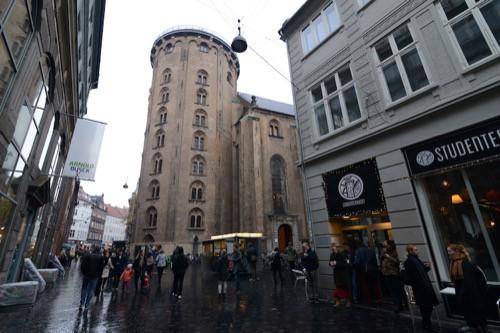 Torre Rotonda, Copenaghen