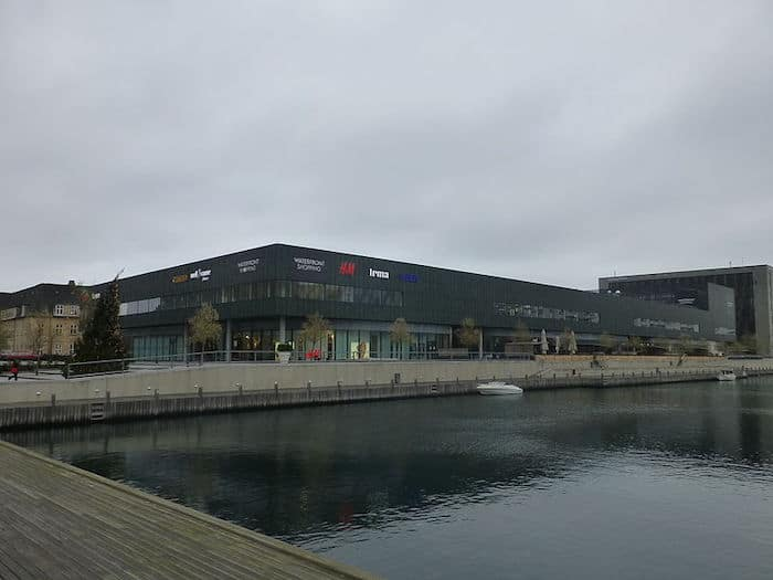 Centro commerciale Waterfront Shopping