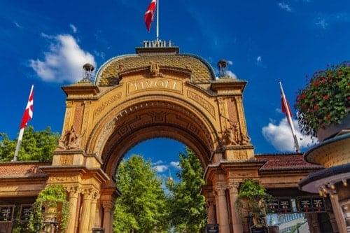 Giardini di Tivoli, Copenaghen