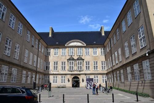 Museo nazionale danese, Copenaghen